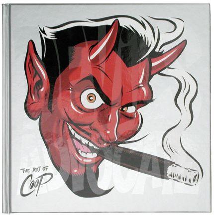 Coop Devils Advocate Hardcover Book Image
