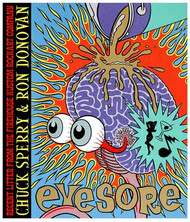 Firehouse Eyesore Softcover Book Image