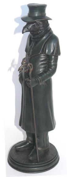 Forbes 17' Undertaker Figure Statue
