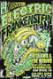 BigToe Electric Frankenstein Silkscreen Concert Poster 2006 Image