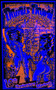 Blacklight Photograph of BigToe Double Down Las Vegas 18th Anniversary Silkscreen Poster 2010