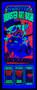 Blacklight Image of the Dirty Donny Monster Art Bash Canadian Tour Silkscreen Poster 2009