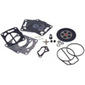 Jet Ski Mikuni Carburetor/Fuel Pump Rebuild Kit Aftermarket Round Pump 38Mm 34Mm (12-1450)