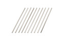 Tamiya - Jr Mini 4wd 2x72mm Hex Shafts 10pcs - 10314