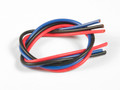 TQ Wire - 16 Gauge Super Flexible Wire- 1' ea. Black, Red, Blue - 1603