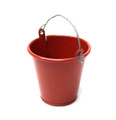 Racers Edge - 1/10 Scaler Large Tin Pail Red - 3406