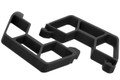 RPM RC Products - Black Nerf Bars For The Traxxas Lcg Slash 2wd - 73862