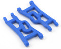 RPM RC Products - Frt A-arm - Slash, Rustler, Stampede, Nitro Slash (blue) - 80245