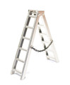 Racers Edge - 1/10 Scaler Aluminum Step Ladder (100mm) - 3402
