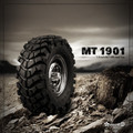 Gmade - 1.9 MT 1901 Off-Road Tires (2) - 70164