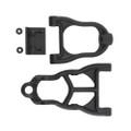 RPM RC Products - Baja 5b Frt Up/low A Arm (1) Black - 82142