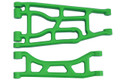 RPM RC Products - Traxxas X-maxx A-arm, Upper & Lower, Green - 82354