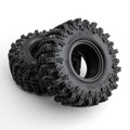 Gmade - MT1904 1.9 Off-Road Tires (2) - 70304