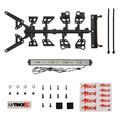"""MyTrickRC - 5"""" High Power Light Bar Kit - 1-5"""" High Power Light Bar with - FT2"""