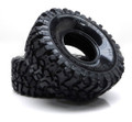 Pit Bull Tires - 2.2 Rock Beast II Scale Crawler w/Komp Kompound - PB9002NK