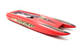 Rage RC - Painted/decorated Hull; Sc700bl - B1245