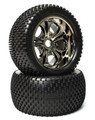 "CEN Racing - ""Sniper"" Wheels & Tires Spikes (Pre-Glued 1pr) - CKR0504"