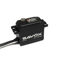 Savox - BLACK EDITION HIGH TORQUE DIGITAL SERVO .09/277 @ 7.4V - SC1267SG-BE