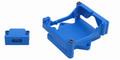 RPM R/C Products - Blue ESC Cage for the Castle Sidewinder 4 ESC - 81325