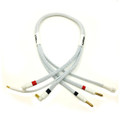 Trinity - 2S Pro Charge Cables-White - TEP2403