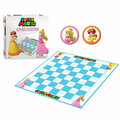 Usaopoly, Inc - Boardgames - Checkers - Nintendo - Super Mario Checkers: Princess Power Edition