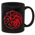Dark Horse Comics - Drinkware - Game of Thrones - House Targaryen Mug