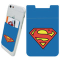 Icon Heroes - DC Comic's Accessories - Superman Logo Phone Card Holder