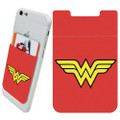 Icon Heroes - DC Comic's Accessories - Wonder Woman Logo Phone Card Holder