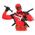 Monogram International, Inc - Banks - Marvel - Deadpool Bust Bank