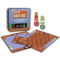Usaopoly, Inc - Boardgames - Checkers And Tic Tac Toe - Nintendo - Super Mario Classic