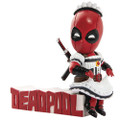 Beast Kingdom - Egg Attack Action Figures - Marvel - MEA-004 Deadpool Servant Exclusive Mini Figure - Action Figure