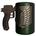 Surreal Entertainment - Mugs - Attack On Titan - 3D Maneuvering Gear Handle