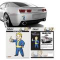 Fanwraps - Automotive Graphics - Fallout 4 - Thumbs-Up Vault Boy Mini