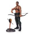 Dc Collectibles - Arrow Figures - Oliver Queen & Totem - Action Figure