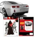 Fanwraps - Automotive Graphics - Star Wars - Kylo Ren & Stormtroopers