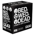 Idw Games - Card Games - Bed, Wed, Dead - A Game Of Dirty Decisions