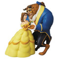Medicom - UDF Figures - Disney - Beauty & The Beast - S7 Belle & Beast - Action Figure
