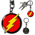 Abysse America - Keychains - DC Comic's - Flash Logo
