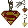Abysse America - Keychains - DC Comic's - Superman Logo