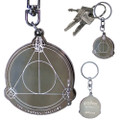 Abysse America - Keychains - Harry Potter - Deathly Hallows