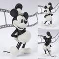 Tamashii Nations - Figuarts ZERO Figures - Disney - Mickey's 90th Anniversary - 1928 Steamboat Willie Mickey - Statue