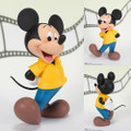 Tamashii Nations - Figuarts ZERO Figures - Disney - Mickey's 90th Anniversary - 1980's Mickey - Statue