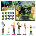 Usaopoly, Inc - Boardgames - Clue - Rick And Morty
