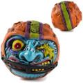"Kidrobot - Madballs - 4"" Foam Ball - Series 02 - Freaky Fullback"