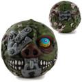 """Kidrobot - Madballs - 4"""" Foam Ball - Series 02 - Lock Lips"""