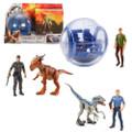Mattel - Jurassic World Figures - Story Pack Assortment - Action Figure