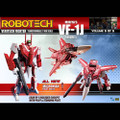 Toynami - Robotech Figures - 1/100 Scale Transformable Veritech Fighter Coll - Miriya Sterling VF-1J Vol.5 - Action Figure