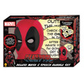 Rubie's Costume Company - Marvel Roleplay - Deadpool Dlx Mask & Speech Bubble