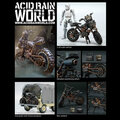 Toynami - Acid Rain Vehicles - Bucks Team Wildbeest WB3b