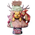 Beast Kingdom - D-Select Series Statues - Disney - DS-006 Winnie The Pooh Diorama - Statue